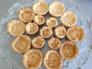 fruit tarts shells